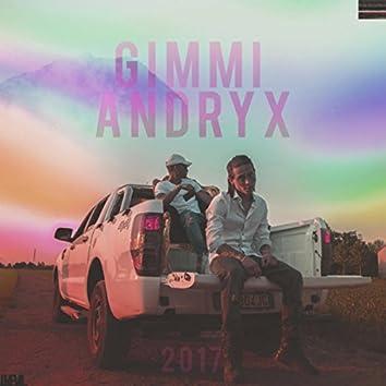 GIMMI ANDRYX 2017 prova 1