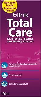 Solución desinfectante y humedecedora para lentillas de Total Care, 120ml