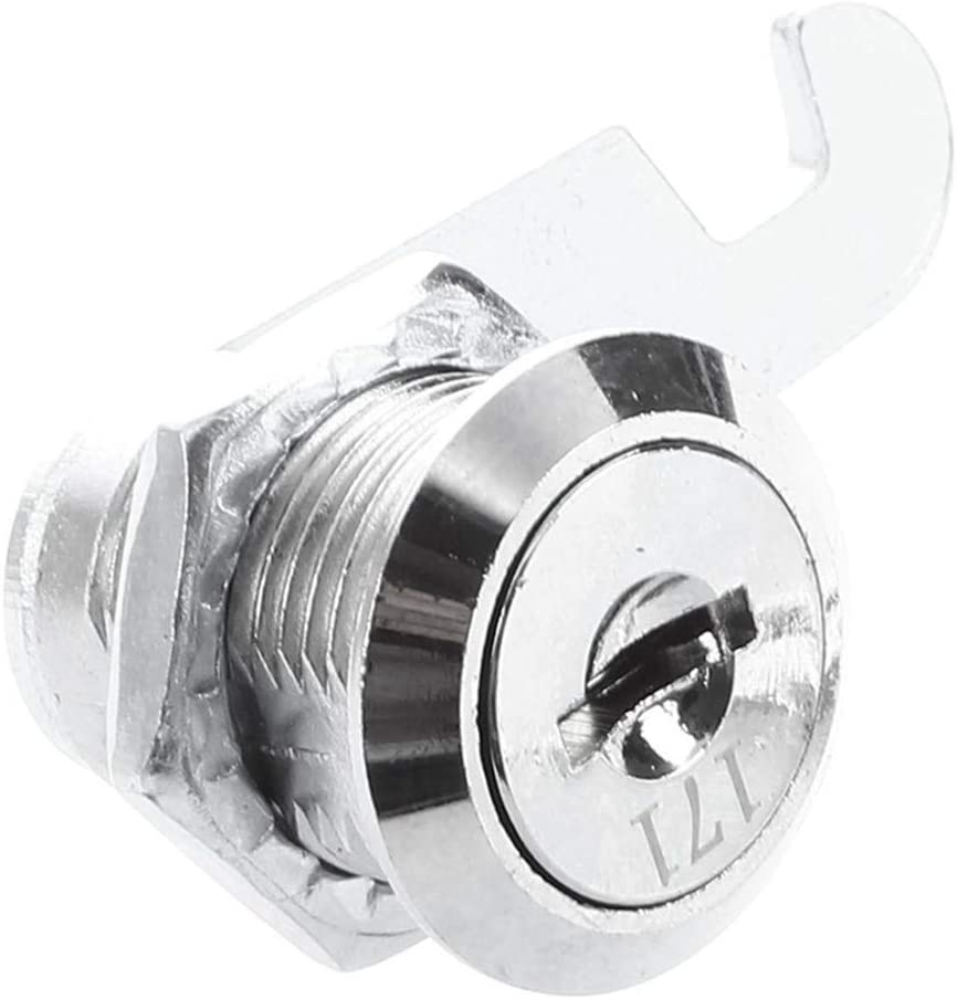 JUN-STORE Max 47% Free shipping on posting reviews OFF CMM-Y 18.5mm Thread Metal Lock Tubular Cabinet Cam for