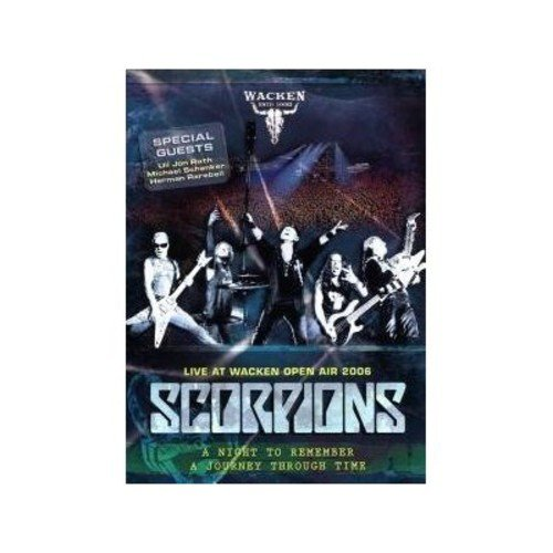 Scorpions - Live At Wacken Open Air 2006 [USA] [DVD]