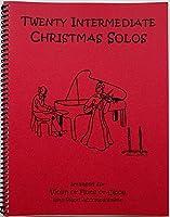 やさしいバイオリン&ピアノ伴奏譜 クリスマス曲集 おなじみのX'mas定番揃い