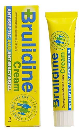 Brulidine Antiseptic and Antibacterial Cream 25g