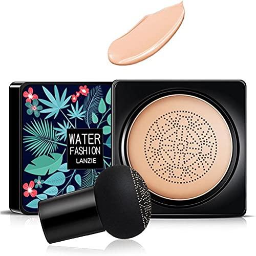 Coussin d'air de Champignon 20g CC Crème Fondation Liquide du Maquillage Durable hydratant BB Crème Coussin Skin Tone Maquillage Primer Facile à appliquer