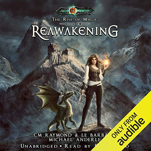 Reawakening audiobook cover art