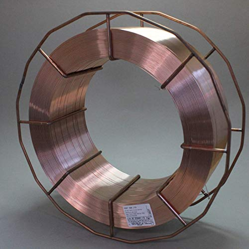 Schutzgas Schweißdraht Stahldraht SG2 0,8mm CO2 G3Si1 MIG/MAG 0,5-5kg D100 D200 (K300 15kg)