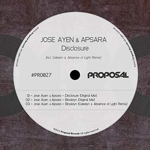 Jose Ayen & Apsara