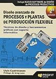 Diseño avanzado de procesos y plantas de producción flexible: Técnicas de diseño y herramientas gráficas con soporte informático (Finanzas)