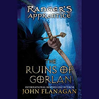 The Ruins of Gorlan audiobook cover art