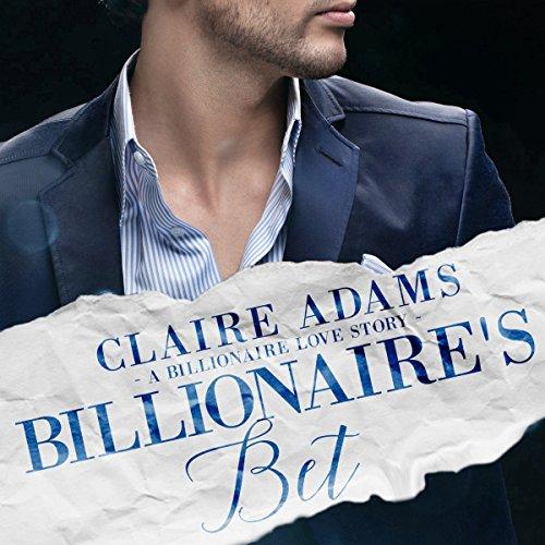Billionaire's Bet audiobook cover art