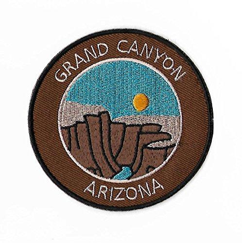Ecusson brodé le grand Canyon de l'Arizona
