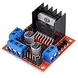 DollaTek Mini Drive Controlador de Motor Paso a Paso Junta módulo Dual L298N H CC del Puente de Paso a Paso para el Robot Arduino Coche Smart
