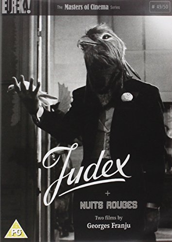 Two Films by Georges Franju: Judex/Nuits Rouges [Masters of Cinema] [DVD] [1963/1973][ NON-USA...