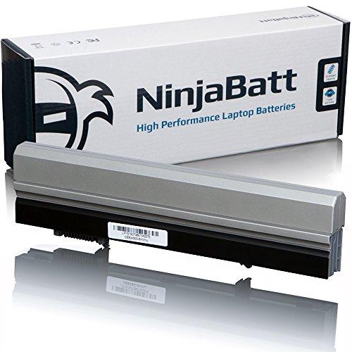 NinjaBatt Laptop Battery for Dell XX327 XX337 Latitude E4300 E4310 8R135 FM332 FM338 0FX8X HW905 451-11460 CP294 HW898 312-0823 451-10638 312-9956 - High Performance [6 Cells/4400mAh/49wh]