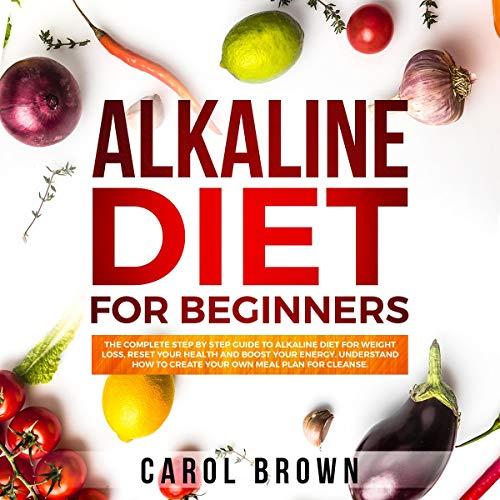 Alkaline Diet for Beginners Titelbild
