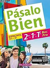 Espagnol 2de, 1re, Tle Bac Pro - Collection Pasalo Bien de Montserrat Callis