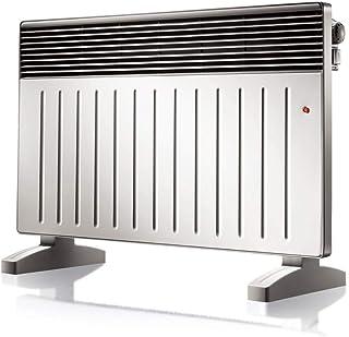 JU FU Calentador de convección Hogar Calentadores eléctricos Radiadores eléctricos Conversión de frecuencia Inteligente Silencioso Ahorro de energía Vertical 2200W
