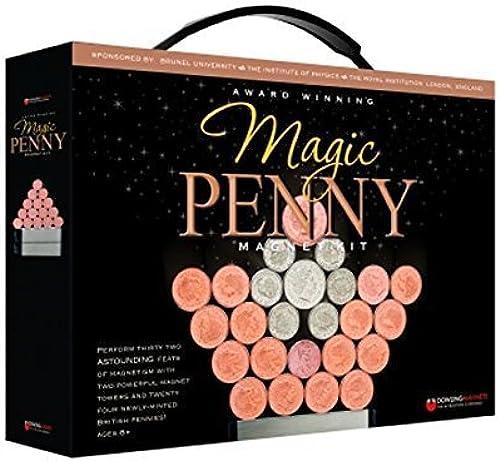 ventas de salida Magic Penny Magnet Kit Fourth Fourth Fourth Edition by Dowling Magnets  precio al por mayor