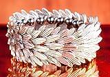 Magnetarmband 'Engelsflügel' - Esoterik günstig kaufen online Magnetschmuck