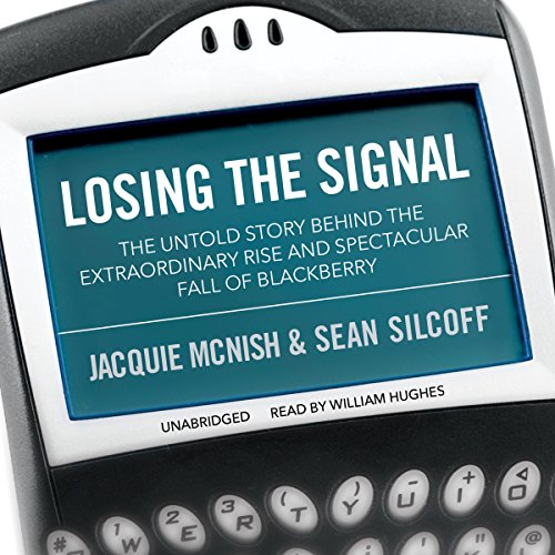 Losing the Signal audiobook cover art