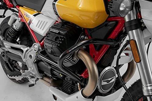 SW-Motech Motorrad Sturzbügel für Moto Guzzi V85 TT schwarz