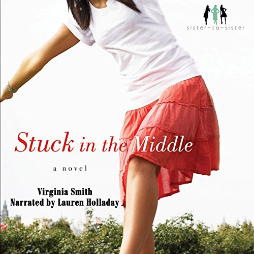 Stuck in the Middle audiobook cover art