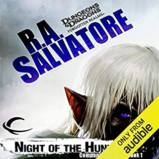Night of the Hunter cover art