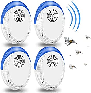 Innoo Tech Mosquito Repellent, Ultrasonic Pest Repeller, Electronic Indoor Pest Insects Repellent Plug in for Indoor Pest ...