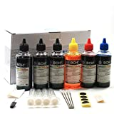 Printer Ink by BCH - Compatible to Refill All CAN Printers: MG PG 240 243 245 CL 241 244 2...