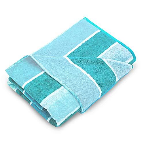 toalla de baño algodon de la marca Trident