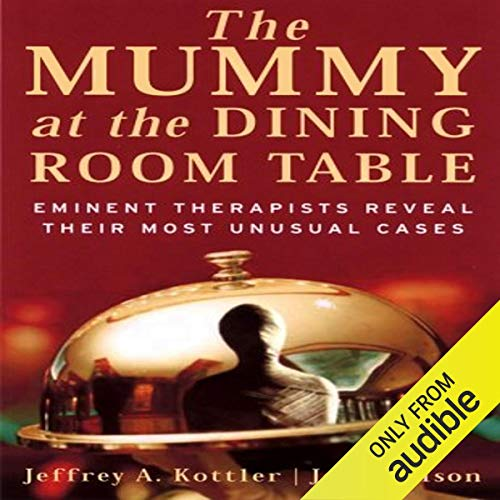 The Mummy at the Dining Room Table audiobook cover art