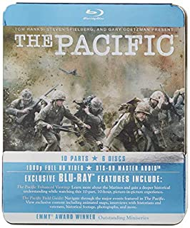 The Pacific [Blu-ray] (B001VNB54A)   Amazon price tracker / tracking, Amazon price history charts, Amazon price watches, Amazon price drop alerts