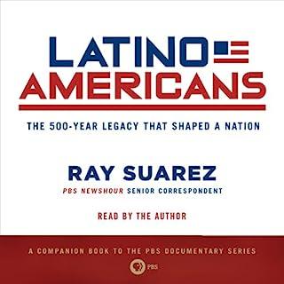 Latino Americans audiobook cover art