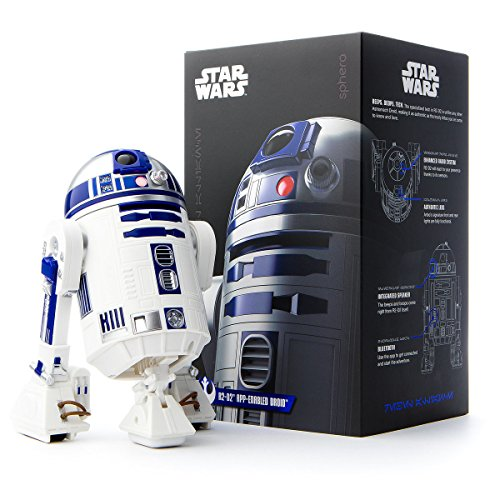 Sphero Star Wars R2-D2 - Droïde commandé par...