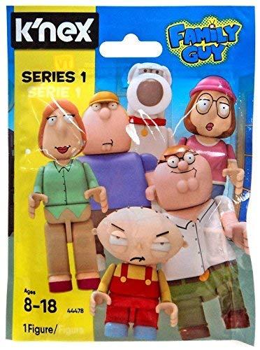 Family Guy 2 Confezioni Casuali K'nex Series 1 Sacchetti ciechi