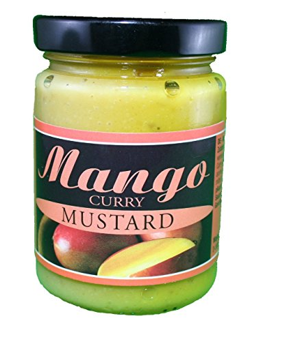 Mango Curry Mustard Senf Wajos 145ml