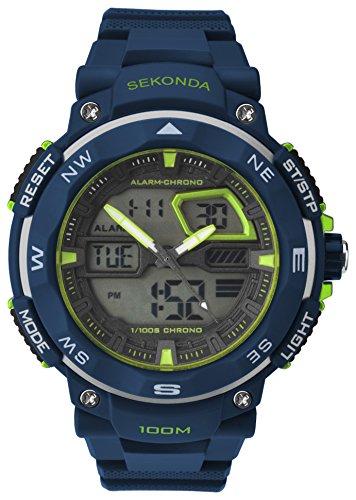 Sekonda Herren-Armbanduhr Digital Kein uhrwerk 1162.05