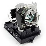 Supermait NP19LP 60003129 Bombilla Lámpara Bulbo de proyector Original con Carcasa Compatible con NEC U250X / U260W / U250XG / U260WG Lampara