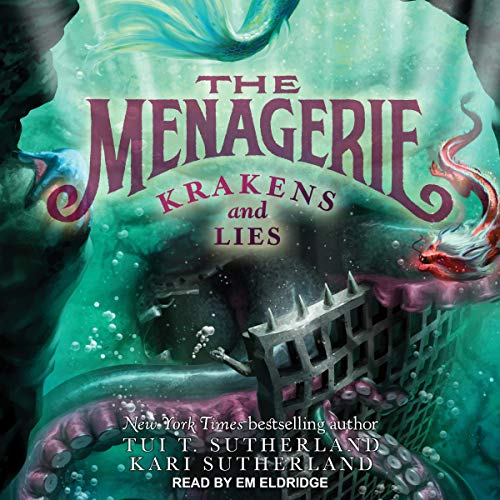 Krakens and Lies  By  cover art
