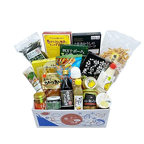 おうちで楽しむ まるごと ご当地小包便 美食うまいもん市場 (高知県Lサイズ)