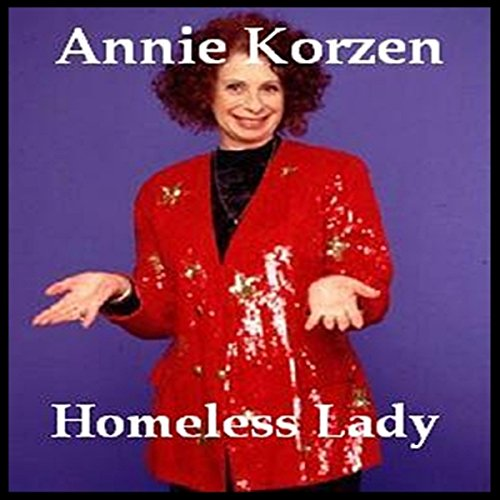 Homeless Lady copertina