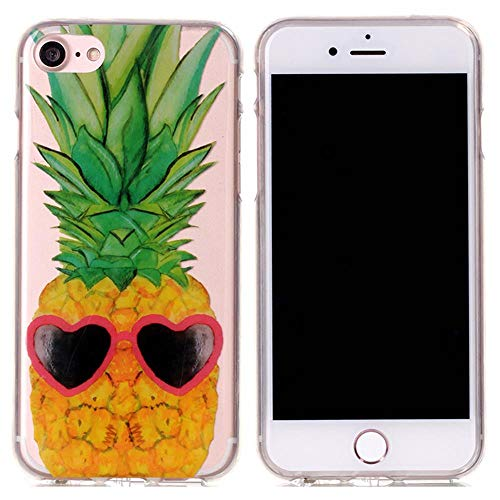 IFMGJK Carcasa suave para iPhone XS Max Unique Case X XR 10 Coque iPhone 7 8 Plus 6 6S 5 S 5S 5SE 6Plus 7Plus 8Plus, 7, For iPhone 7 Plus
