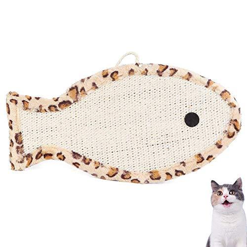 ZUOLUO Protector Sofa Gatos Arañazo Rascador Gatos Gato rascador Gato sofá Protector Gato rasguño Postes para rascar Gatos para Gatos Adultos Gato Post Brown Spot