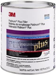 3M 01131 Platinum Plus Filler - 102 oz