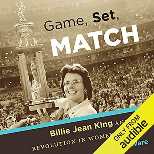 Couverture de Game, Set, Match