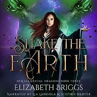 Shake the Earth: A Reverse Harem Dragon Fantasy cover art