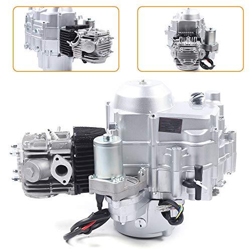 Engine TBVECHI 110cc 4-Stroke Single Cylinder Engine Auto Motor Fit for ATV GO Karts 308-999003