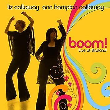 Boom! (Live at Birdland)