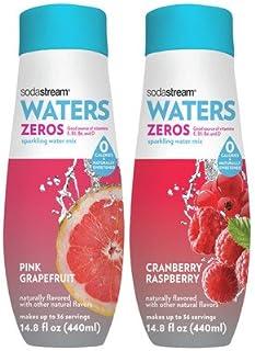 4 Piece Zeros Sparkling Drink Mix Set