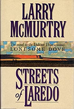 Streets Of Laredo book cover