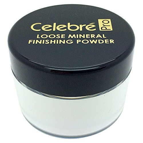 Mehron Celebre Pro Mineral Powder - Translucent (0.41 oz) by Mehron